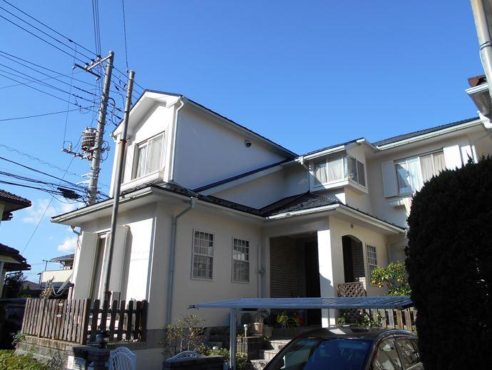 神奈川県横浜市栄区I様|屋根外壁塗装工事