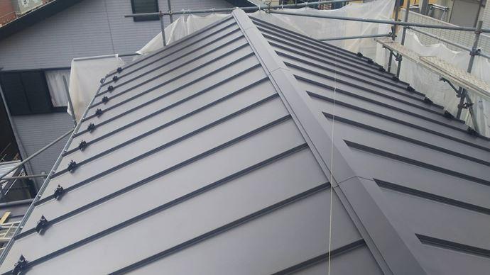 神奈川県横浜市K様|屋根葺替工事